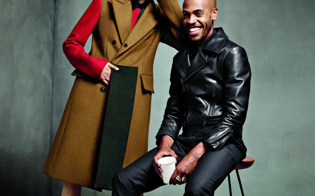 Charles Harbison Will Design a Sustainable Line for Banana Republic in Partnership With Harlem's Fashion Row